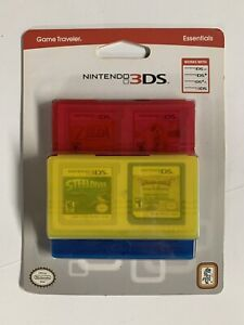 Nintendo Game Traveler (2 Yellow+2 Red+2 Bue game Protectors)  NEW IN PACKAGE 🔥