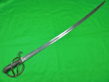 German Germany Antique 19 Century Officer's Sword