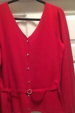 WR Red Sweater Size XL