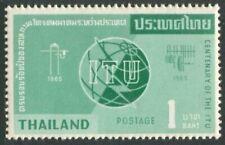 Thailand 430,MNH.Michel 446. ITU-100,1965.Communications Equipment.