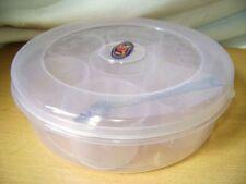 Articles de rangement en plastique pour les épices de cuisine