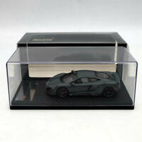 1:43 TSM Model 2015 Mclaren 675LT Chicane Grey Resin Limited Edition Collection