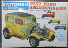 1932 Ford Sedan / Phaeton  model car kit