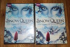 Snow Queen (DVD, 2-Disc Set, 2013) BBC America *****BRAND NEW*****