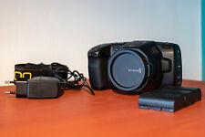 Blackmagic Pocket Cinema Camera 6k mit Zubehörpaket