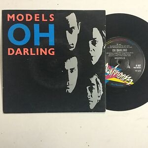 The Models OH Darling EXc OZ Pc (James Freud) Single