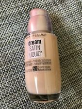 Maybelline Dream Liquid Mousse Foundation #50 Creamy Natural 30ml