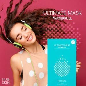 NU SKIN Ultimate Waterfull Mask ( 8 sheets)