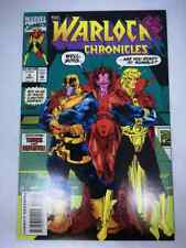 Marvel Comics: The Warlock Chronicles #3