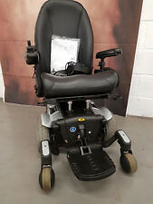 Refurbished Pride Quantum 610 4mph Mobility Powerchair Wheelchair Silver
