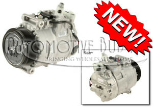 A/C Compressor w/Clutch for Mercedes Benz CLK, GL, & ML Class - NEW