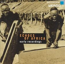 Echoes of Africa: Early Recordings, New Music