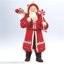 Hallmark 2011 Father Christmas Series Ornament