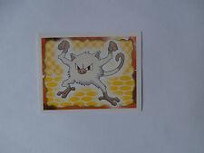 Autocollant Stickers POKEMON Collection MERLIN N°56 FEROSINGE !!!