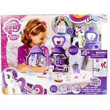 My Little Pony Rarity Figure Booktique Store Carry Playset Discontinued Toys MLP