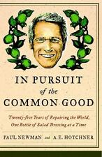 In Pursuit of the Common Good: Twenty-Five Years of Improving the World, One Bot
