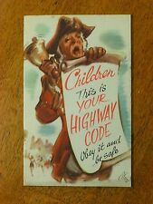 Children, this is your Highway Code - ROSPA (Paperback, c.1950s)