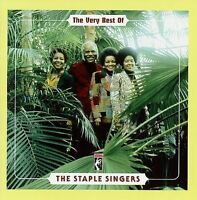 THE STAPLE SINGERS The Very Best Of CD BRAND NEW Stax