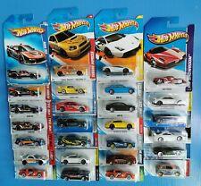 Hot Wheels Diecast Model Cars - Ferrari, Porsche, Tesla, Honda, Lamborghini....
