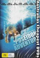 The Poseidon Adventure DVD NEW, FREE POSTAGE WITHIN AUSTRALIA REGION ALL