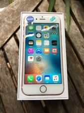 Apple iPhone 6s - 16GB - Rose Gold (Unlocked) Smartphone excellent condition A+