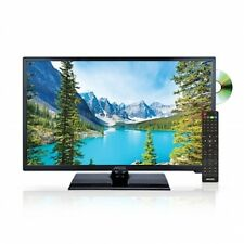 "24"" Inch HD 1080 LED TV 12v Volt Portable Car Kit DC/AC TV DVD PLAYER Combo NEW"