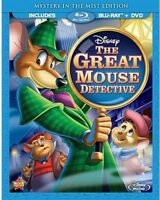 The Great Mouse Detective [New Blu-ray] With DVD, Special Edition, Subtitled,