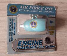 PORTE-CLES / KEYRING RÉACTEUR AIR FORCE ONE