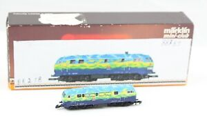 88789 Diesel Br 218 Tourism Märklin Z Gauge Led-Lichtwechsel And 5 Pin Mot