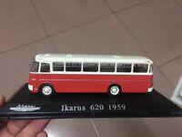 Atlas Bus IKARUS 620 1959 - 1:72 Scale Die-Cast Model