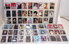 1979 Star Trek Tmp Trading Card Set w Pages- 88 Cards (L2613)