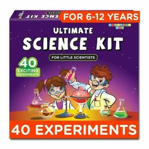 Einstein Box Science Experiment Kit for kids Aged 6-12 Years