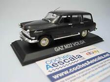 Legendary Cars Gaz Volga M22 IXO de Agostini 1/43 cochesaescala