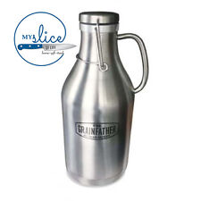 Grainfather Stainless Steel 2L Mini Keg Growler - Home Brew / All Grain / Beer