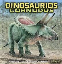 Dinosaurios Cornudos Spanish Edition