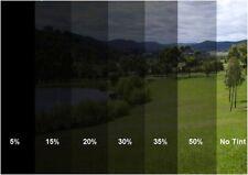 """Auto Tint NR Black 15% 20""""x100' Window Film Roll Car  intersolar"""