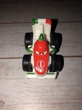 FISHER PRICE Mattel Wheelies Disney Pixar Car 2 Miniature FRANCESCO BERNOULLI
