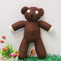 Large Mr Bean Teddy Bear Stuffed Soft Plush Doll Kids Baby Boy Girl Toy Gift