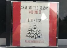 Sharing the Season, Vol. 2 by Lorie Line (CD, Sep-1995, Time Line Productions, I