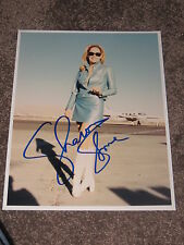 Sharon Stone Signed Autographed 8x10 Photo John Brennan VIP COA