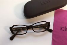 lafont Insolite Color 331 52-14-138 New, Genuine with Case and Cleaning Cloth
