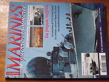 $$u Revue Marines guerre & commerce N°56 fregate Suffren  U-505  US Coast Guard