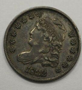 1832 Half Dime - H10C - #51