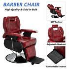 Hydraulic Recline Salon Beauty Spa Shampoo Styling Barber Chair (Round Base)