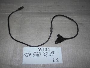 ABS Sensor Vorne rechts 1245403217  W124 Mercedes