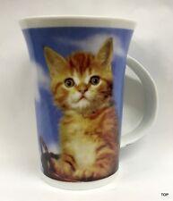Tasse Katzen Kindertasse Henkeltasse Teetasse außergewöhnliche Geschenkidee