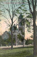 Portland,Oregon,First Congregational Church,Used,1907