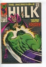 The Incredible Hulk  107
