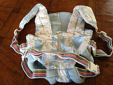 Baby Carrier, pack front