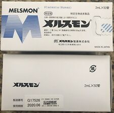 Melsmon Be Young Again New in box 50 bottles